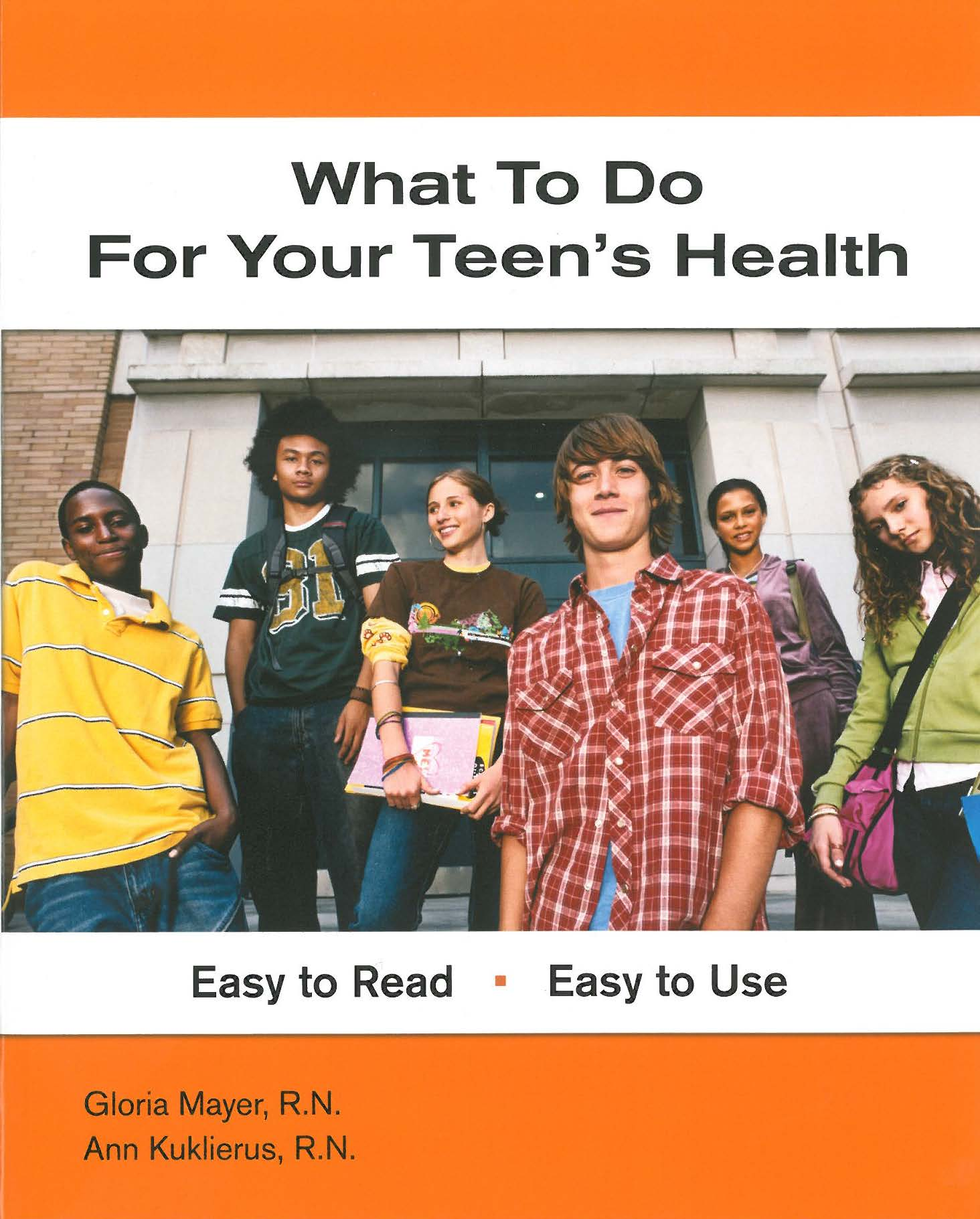 Teen Health: What To Do For Your Teen's Health