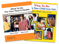 What to do health books by IHA