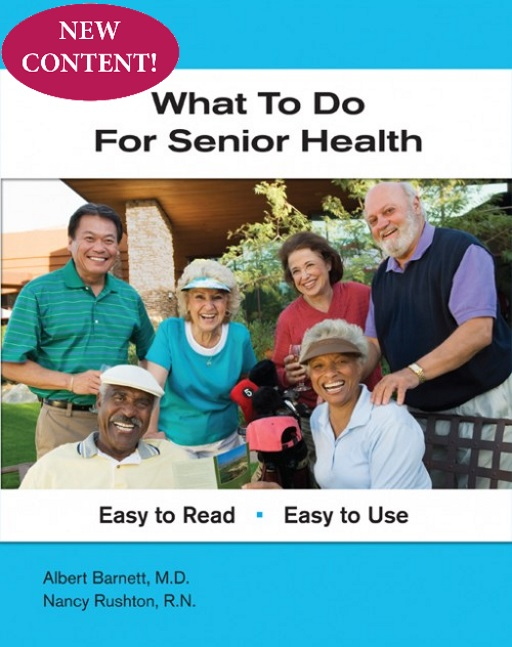 New Senior Health Book