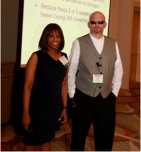 Alisa Hughley, MPH and RV Rikard, PhD